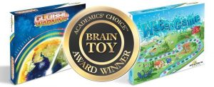 Adventerra Games Honored with Two Academics' Choice Awards