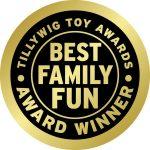 TIllywig Award Best Family Fun